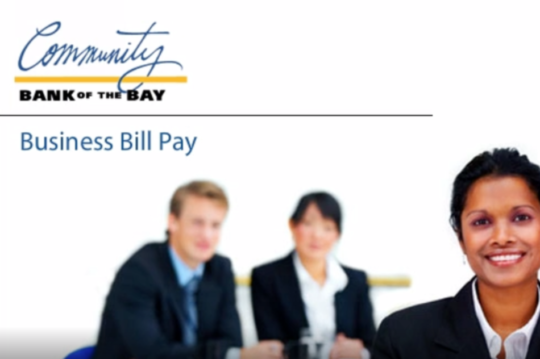 Bill Pay, Your Way