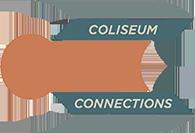 Coliseum Connections logo
